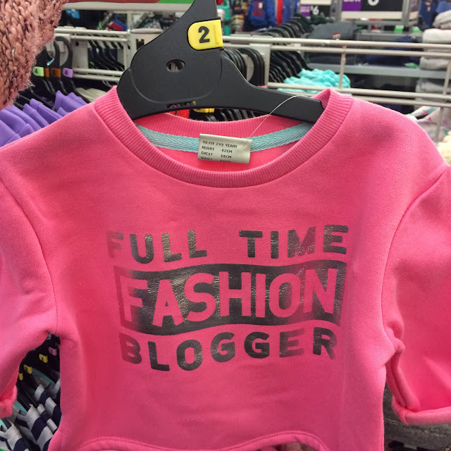 big W fashion blogger jumper