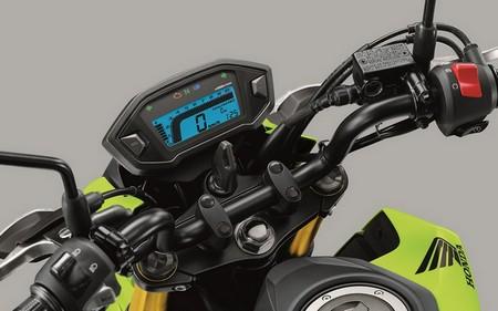 Fitur Honda MSX 125