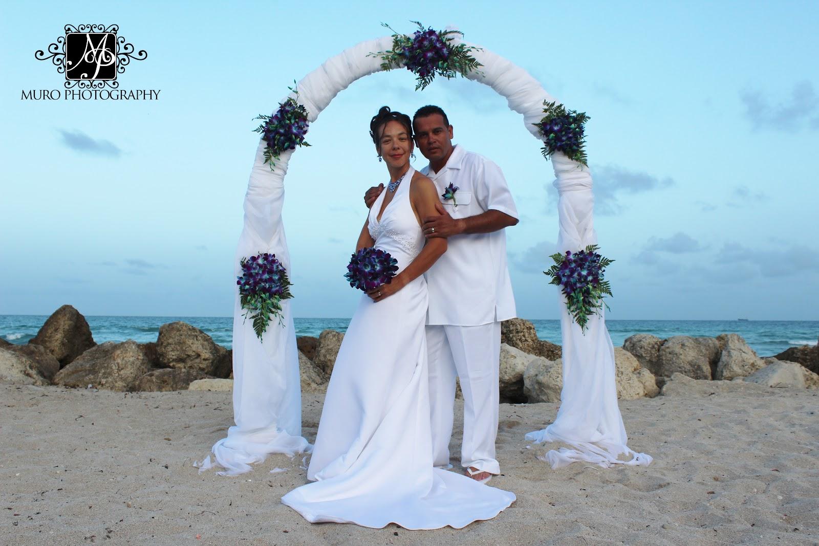 Affordable Beach Weddings 3057934387 Suyapa  Gerardo  Miami Beach Wedding