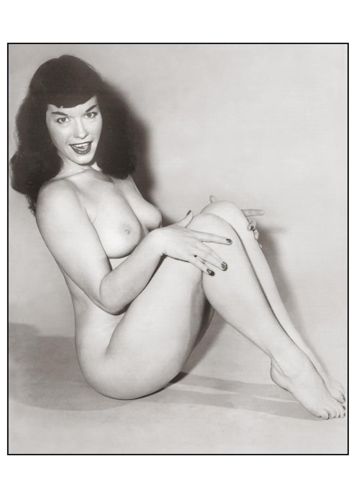 Free Bettie Page Porn Pics