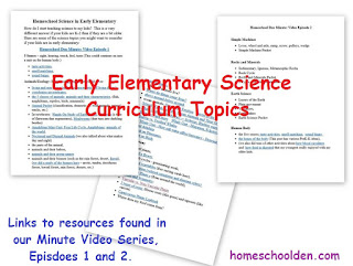 Free Early Elementary Science PDF