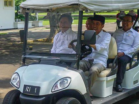 Kejutan di Pertemuan Jokowi-Yusril
