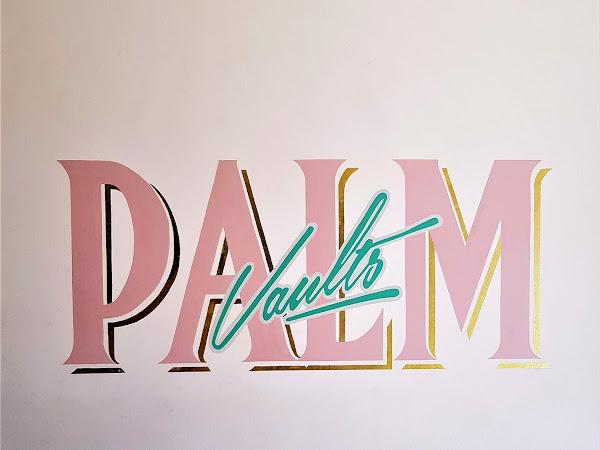 brunch at | palm vaults, hackney