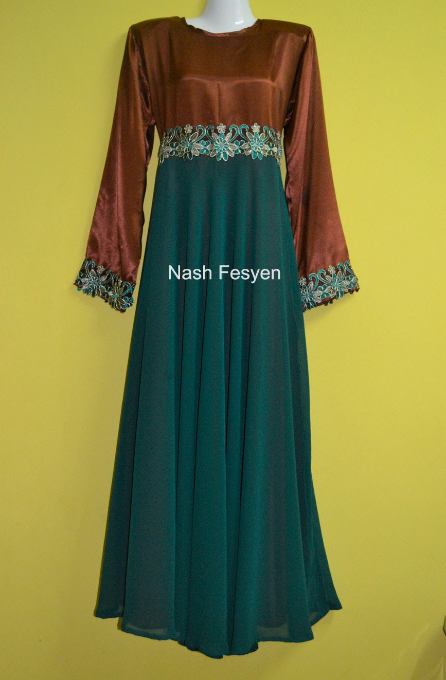 Nash Fesyen Tempah Baju Pengapit Pengantin