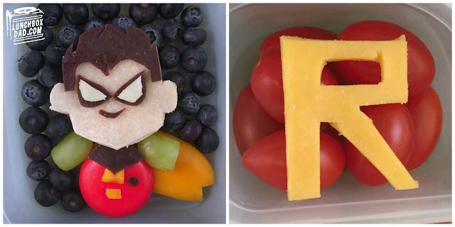 Robin superhero