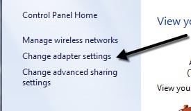 Cara membuat router wifi dari laptop / pc