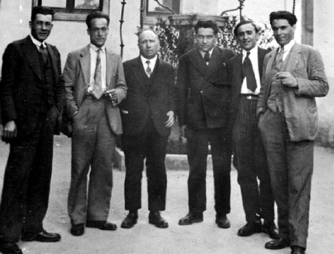 Búscame en el ciclo de la vida: 2166. Los solidarios: Durruti, Ascaso,  García Oliver