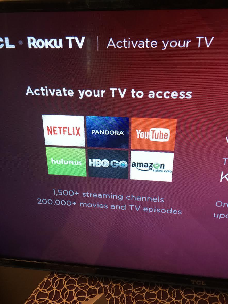 TCL Roku TV - Givaway! - ZMCommunications