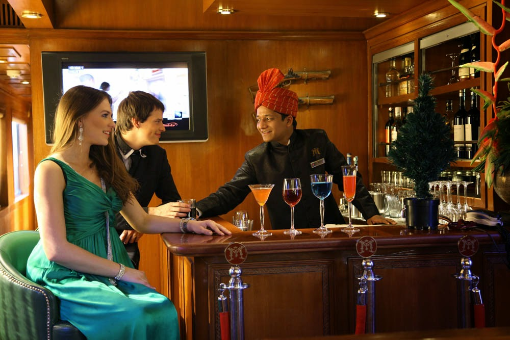 The Rajah Club, Maharajas' Express