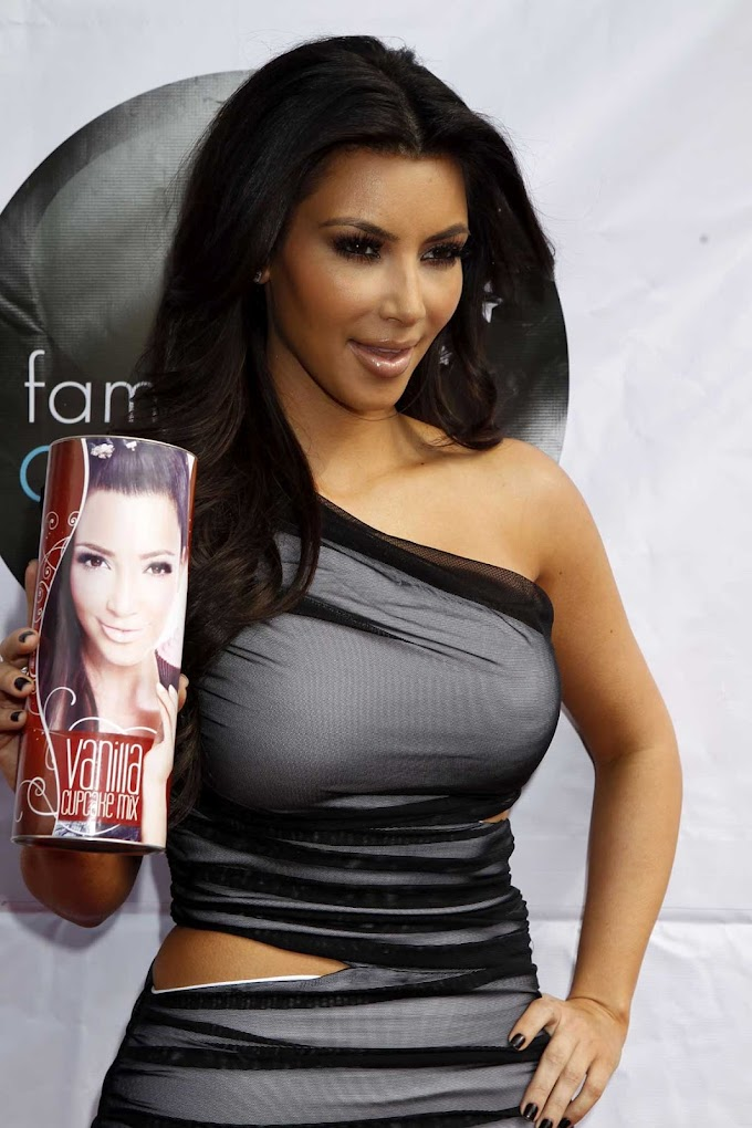 Sure, She's Beautiful, but Why Is Kim Kardashian Famous?
