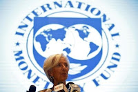 International Monetary Fund (IMF) Managing Director Christine Lagarde attends a session during the G20 finance ministers and central bank governors meeting in Shanghai, China February 27, 2016. (Credit: Reuters/Aly Song) Click to Enlarge.