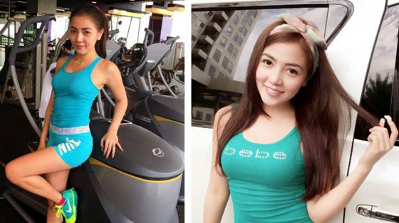 Foto Hot Bella Shofie di Medsos Bikin Netizen Salah Fokus