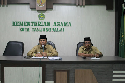 ASN Kemenag Tanjungbalai, Lihatkan Kinerjamu