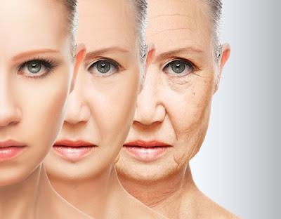 Disidratazione pelle causa rughe viso