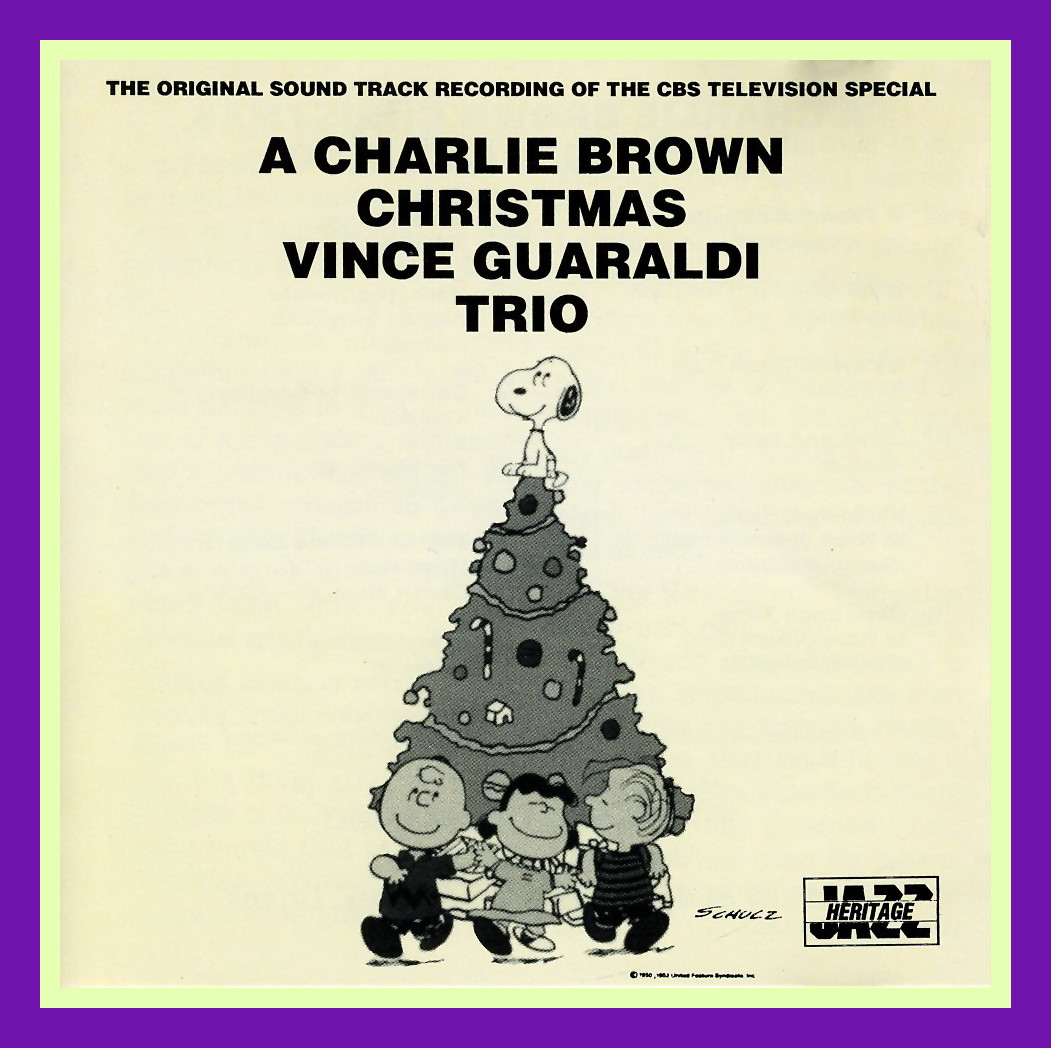 Jazz Profiles: Christmas Time Is Here for Charlie, Vince and Ralph