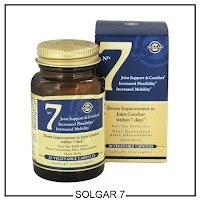Solgar 7 Vitamins Health Fitness Wellbeing