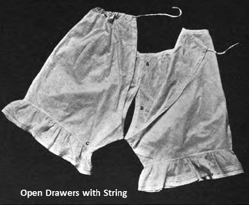 d8adc98f428f And for something to hold the bosom firmly in place, they wore a wide band  of linen fabric around their chest called a strophium, the Roman equivalent  of a ...