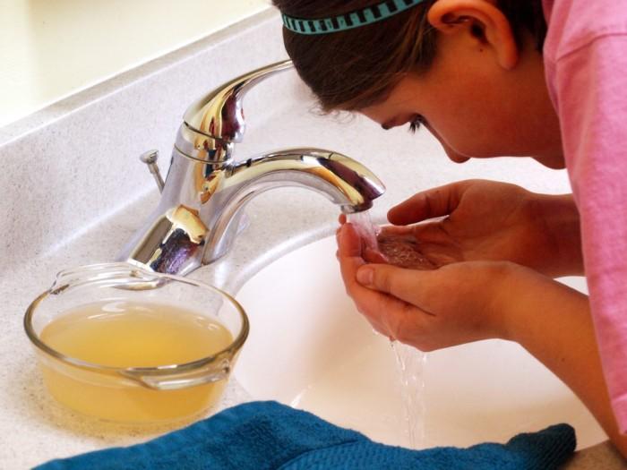 Limpiadores e hidratantes faciales sin parabenos