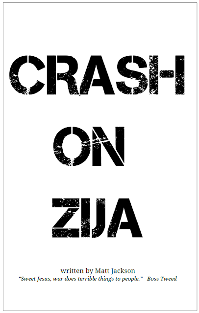 [adventure] Crash on Zija