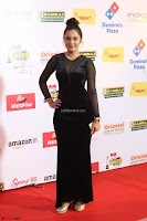 Vennela in Transparent Black Skin Tight Backless Stunning Dress at Mirchi Music Awards South 2017 ~  Exclusive Celebrities Galleries 075.JPG