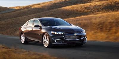 2018 Chevrolet Malibu Rumeurs, Caractéristiques, Prix, Date de sortie