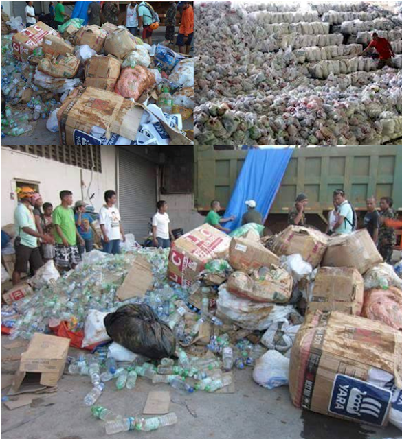Wasted Yolanda Donations and Relief Goods In Photos. This Will Leave You Furious!