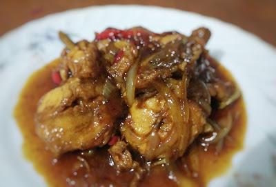 Resep Ayam Saus Teriyaki