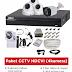 Paket 4 CCTV HDCVI
