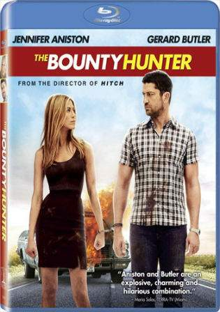 The Bounty Hunter 2010 BRRip 850MB Hindi English Dual Audio 720p Watch Online Full Movie Download bolly4u