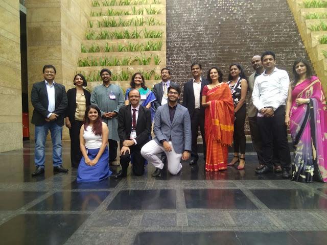 Sanjay Podder, Ganesh Natarajan, NSIF winners, Shrikant sinha, Deepa Nataraj, Mphasis