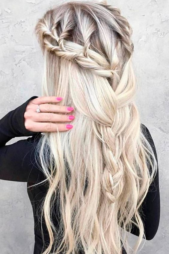 Charming Spring Hairstyles