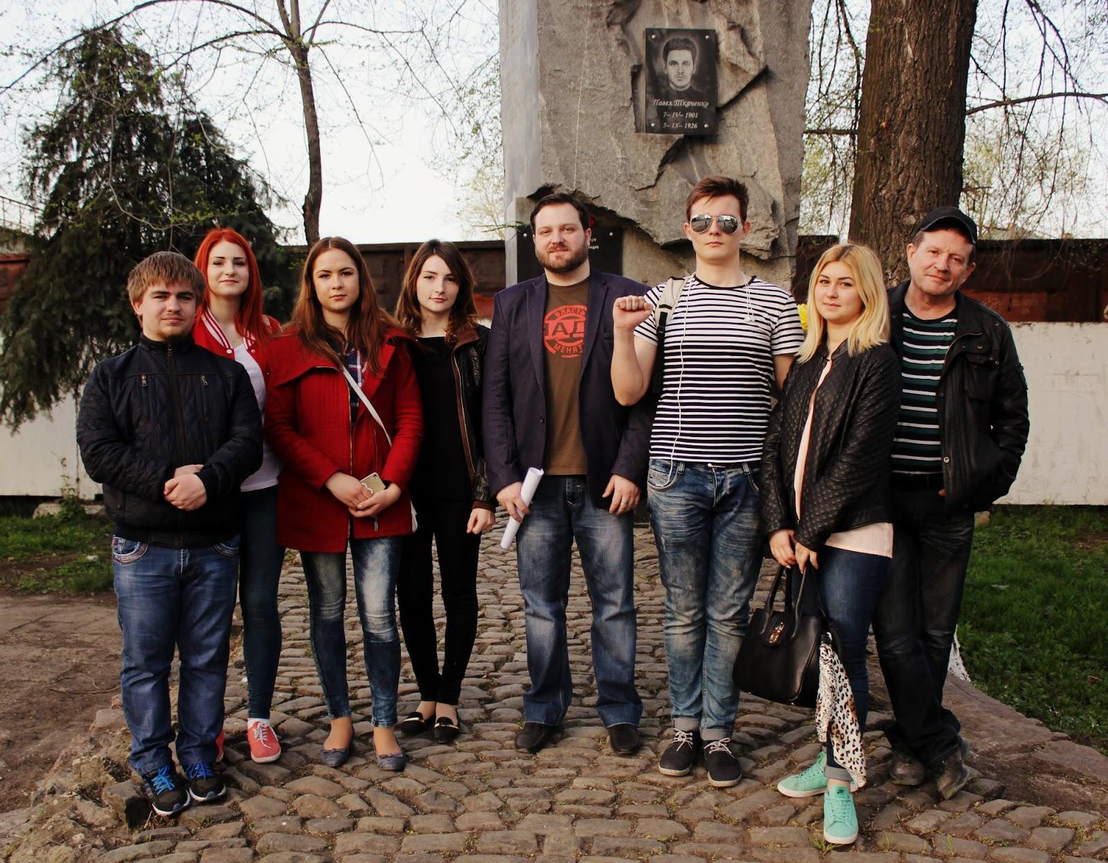 Ukrainians remembered Kobzona and Zakharchenko 80