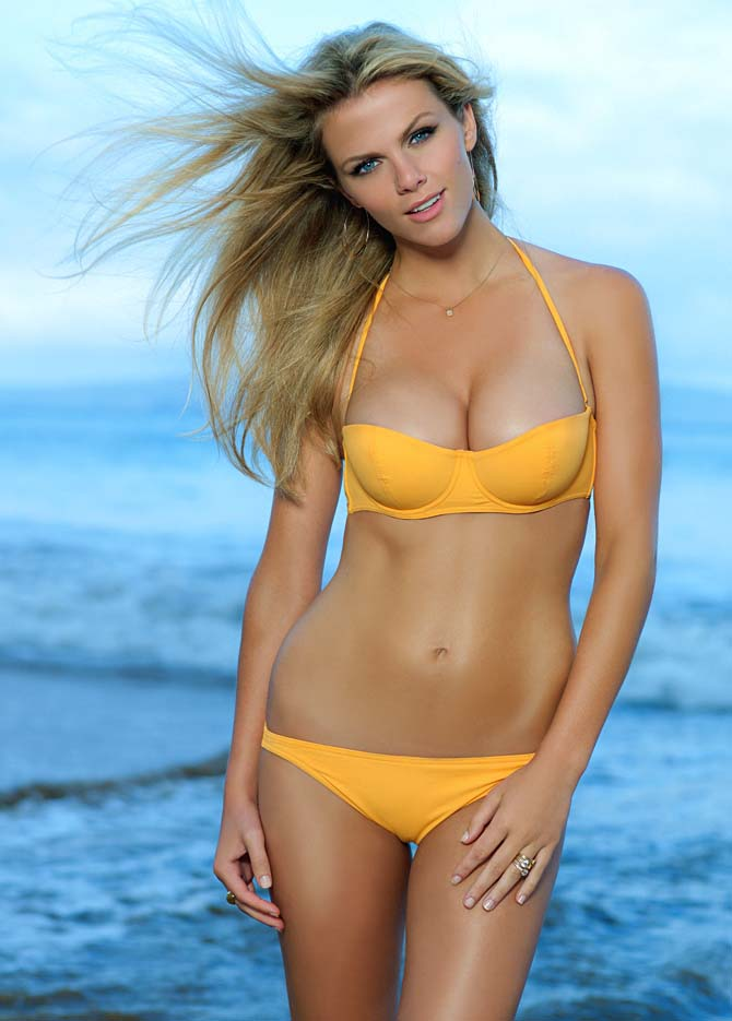 Exact brooklyn decker sports illustrated swimsuit words