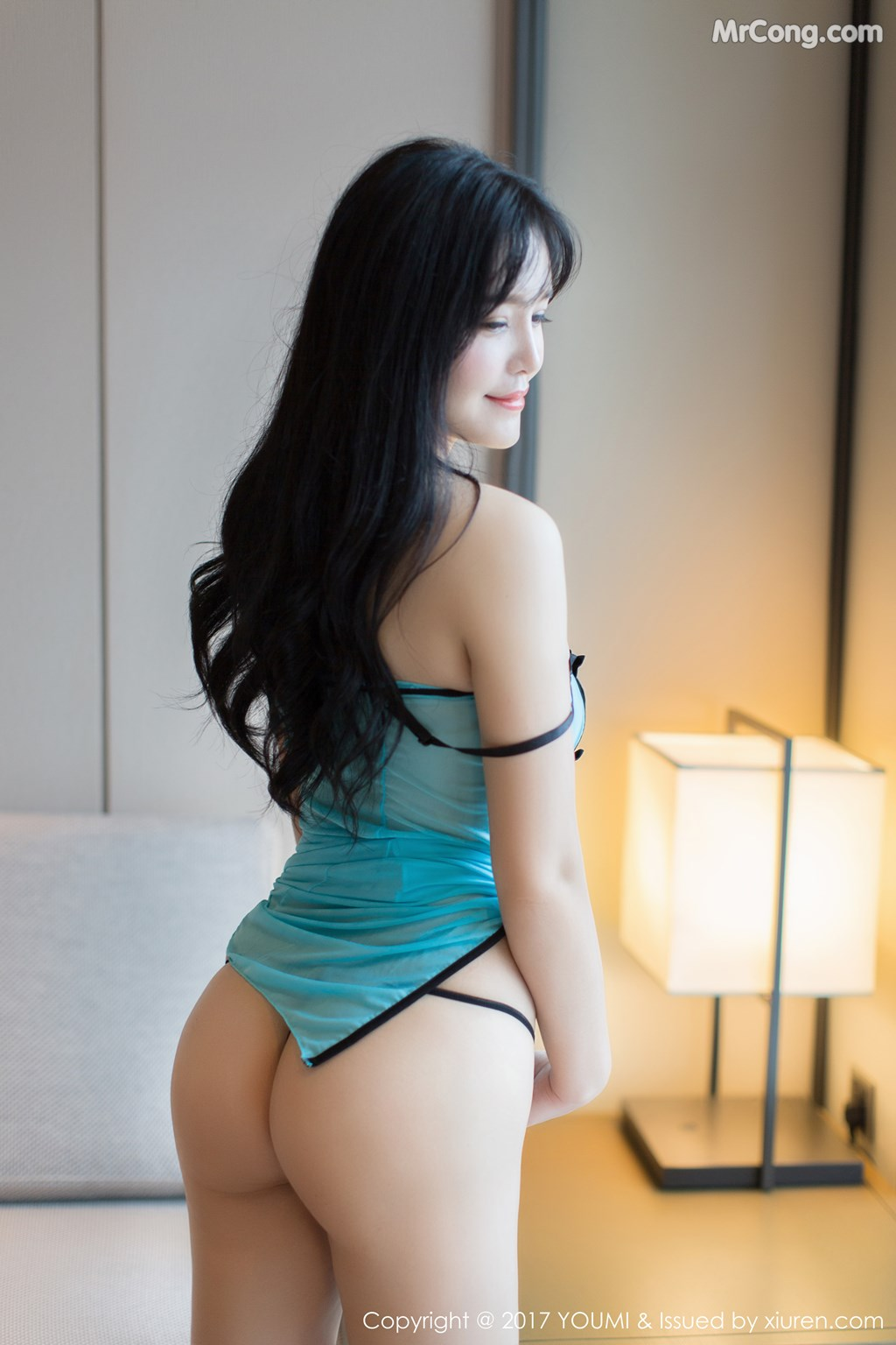 Image YouMi-No.067-Liu-Yu-Er-MrCong.com-035 in post YouMi No.067: Người mẫu Liu Yu Er (刘钰儿) (45 ảnh)