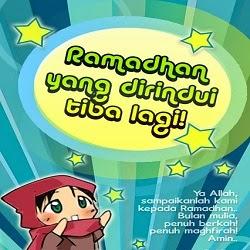 DP Menyambut Ramadhan