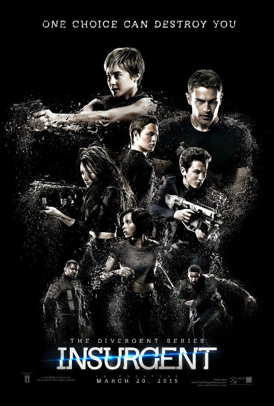 A Série Divergente: Insurgente - Full HD 1080p - Legendado