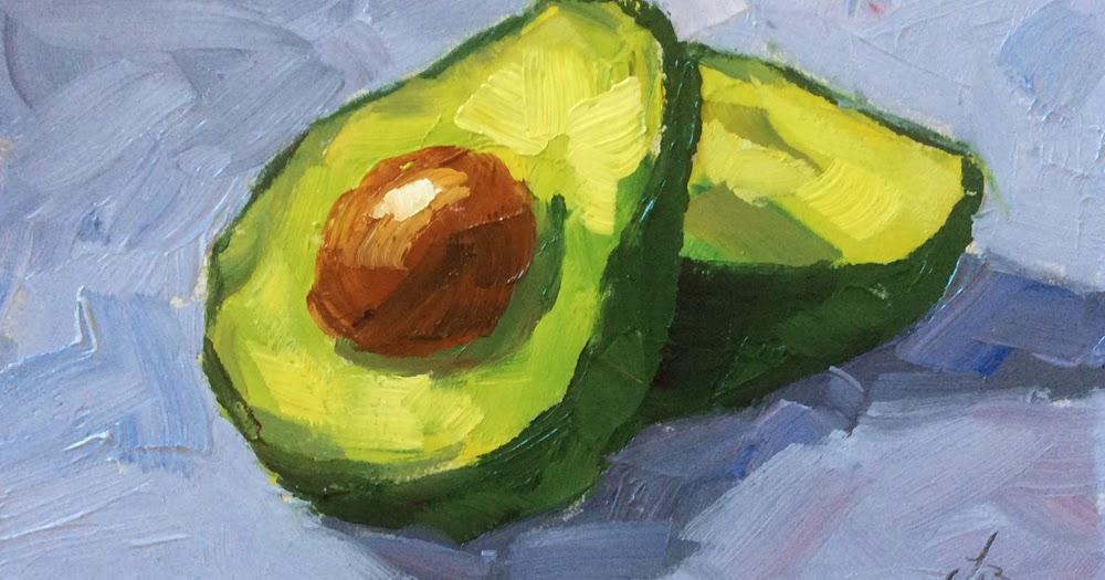 картинки гуашью фрукты