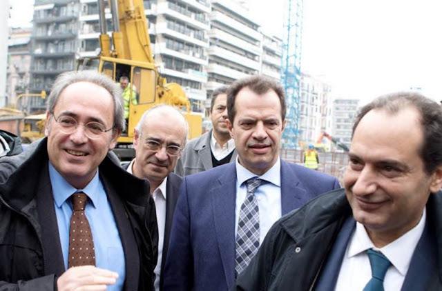 #ΜΕΤΡΟ <p> Φόβους να ζητήσει πίσω η Ε.Ε. τα χρήματα για το έργο εκφράζει ο πρόεδρος της Αττικό Μετρό!