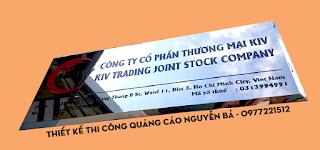 Làm bảng hiệu công ty inox tại TPHCM