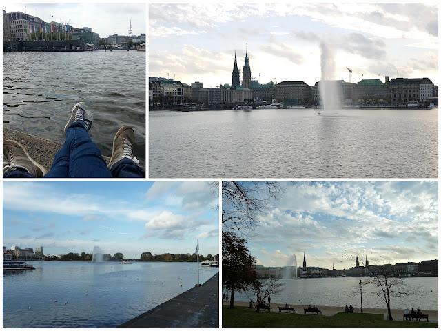 Experimente aus meiner Küche: Hamburg Tipps {Eamk on Tour} #hamburg #alster