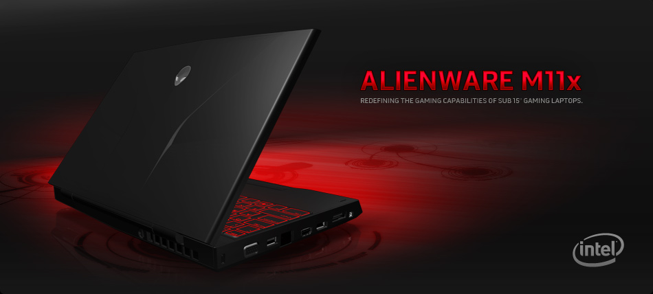 SCIENCE+TECHNOLOGY+IT: Dell Alienware M11x R3, M14x and M18x