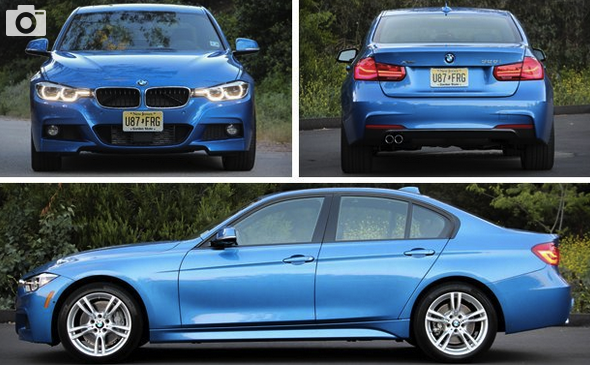 2017 Bmw 328i Xdrive Automatic Review
