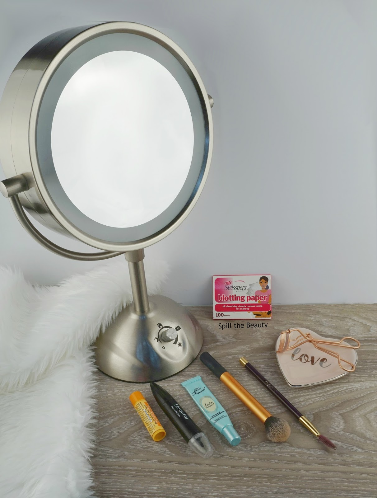Beauty Battle Station Must-Haves