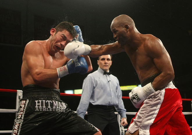 Semongko Kuneng: Bernard Hopkins Pictures