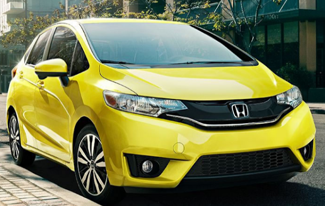 Honda Fit New Specs America