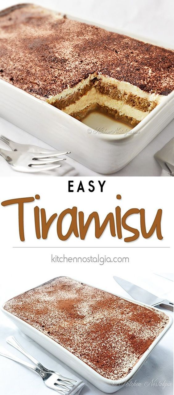 EASY TIRAMISU RECIPE #easyrecipes #tiramisu #tiramisurecipe #cake #cakerecipes #dessert #dessertrecipes