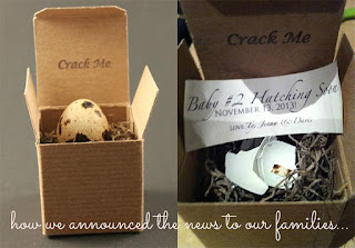9 Absolutely Adorable Pregnancy Announcement Ideas