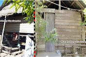 Fhoto Rumah Keluarga Hamdan Dan Sudarling Di Pulau Bembe Selayar