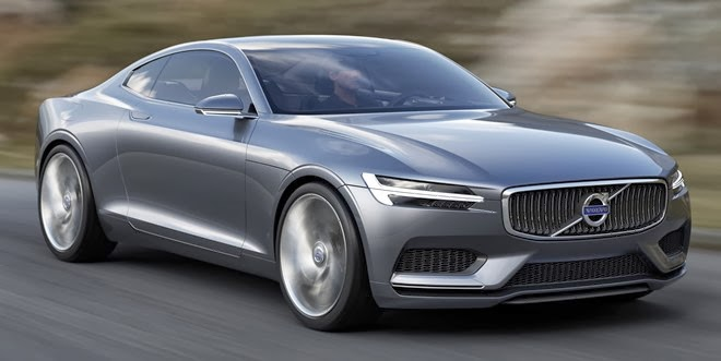Green Energy Holding 2014 Volvo Concept Xc Coupe