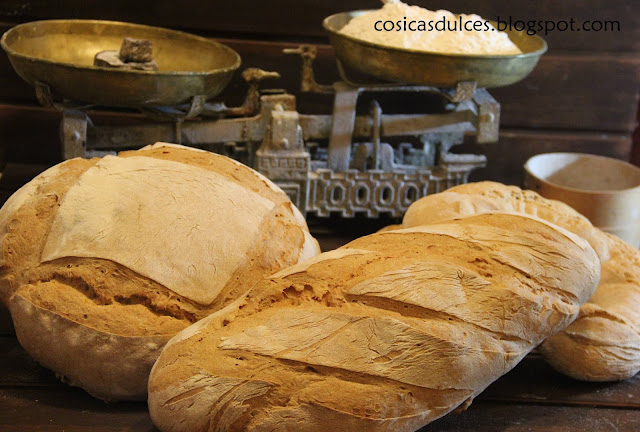 Pan Casero Cosicas Dulces Y Alguna Salada Después de su descubrimiento, comenzó a extenderse las barras de. cosicas dulces y alguna salada